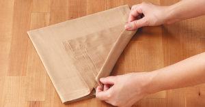 Thanksgiving Napkin Folding Ideas